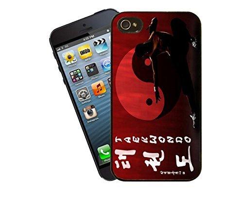 Martial Arts-Taekwondo-Telefon Fall Design für iPhone 5/5S-Cover von Eclipse Geschenk Ideen (Karate-iphone Fall)