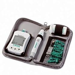 Omnitest 3 Blutzuckermessgerät SET mg/dL 06117884, weiß