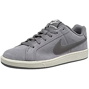 Nike Damen Court Royale Suede Sneakers, Gris Oscuro
