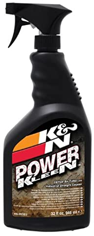 K&N 99-0621EU Power Kleen Filterreiniger - 946 ml Sprühflasche
