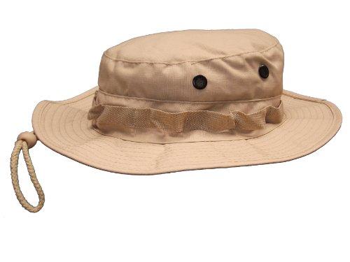 Leichter Dschungelhut Buschhut Freizeit Hut beige