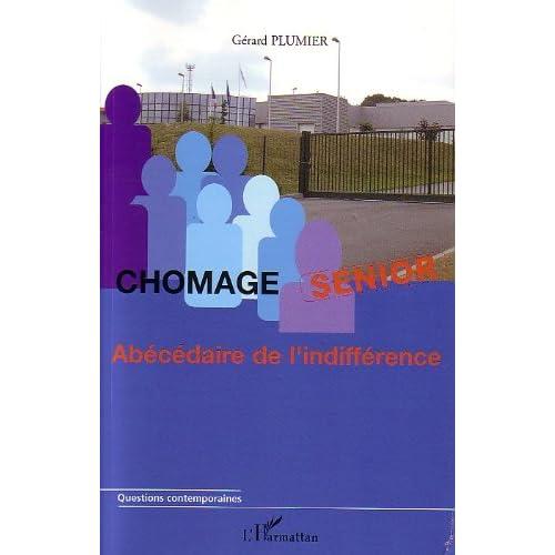 Chômage senior : Abécédaire de l'indifférence (Questions Contemporaines)