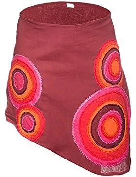 ufash Falda de verano con colores alegres - muchos tallas y diseños diferentes