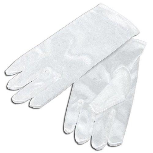 Kinder Handschuhe in Weiss