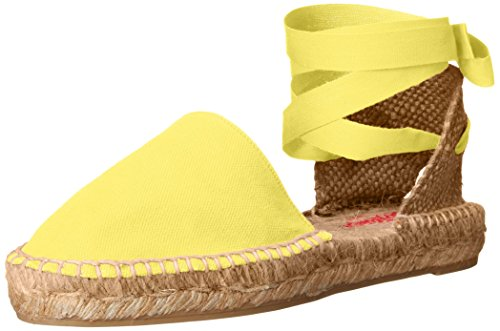 Castaner Kann/600 01, Espadrilles femme jaune (19 AMARILLO)