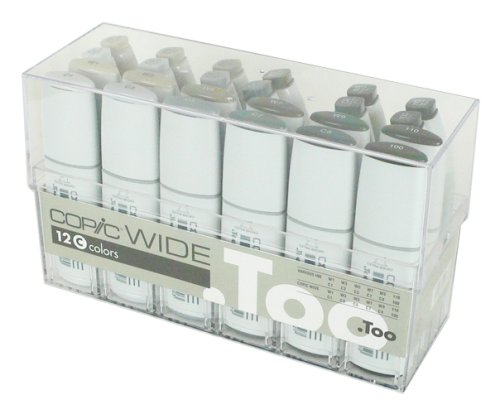 Copic Wide - Set C - 12er Set