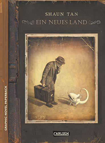 Ein neues Land (Graphic Novel Paperback)