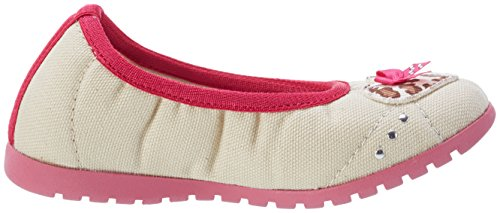 Giesswein Luisenthal, Chaussons Fille Beige (210 / Natur)