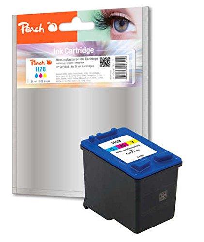 Preisvergleich Produktbild Peach Druckkopf color kompatibel zu HP No. 28, C8728AE