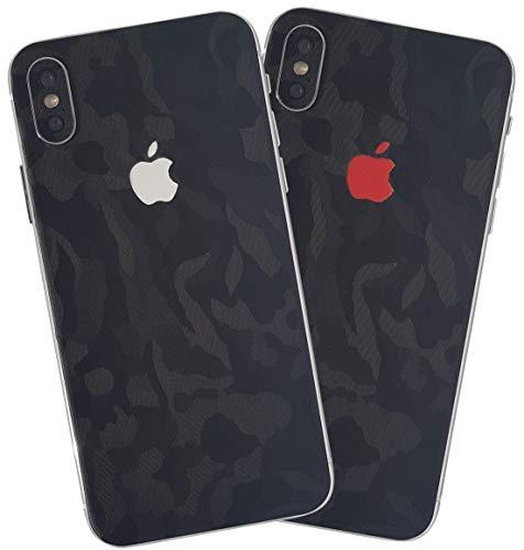 TKCase iPhone X Skin Schutzfolie Rückseite [2
