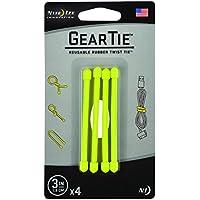 Nite Ize Gear Tie 3in - Neon Yellow 4