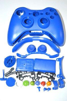 gotor® Completa Della Cassa Shell Caso Kit Mod Per Il Controller Di XBOX 360 (6#) - 6 Kit Completo Del Corpo