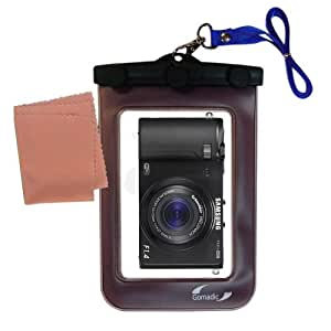 Une housse pour appareil photo très légère et hermétique pour le Samsung EX2F