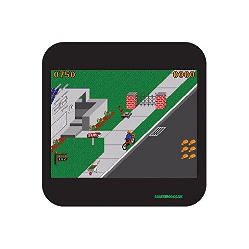"Reed ""80s Musiker Screenshot"" Neuheit Getränke Untersetzer–Fun Retro Gaming Motivdesign"