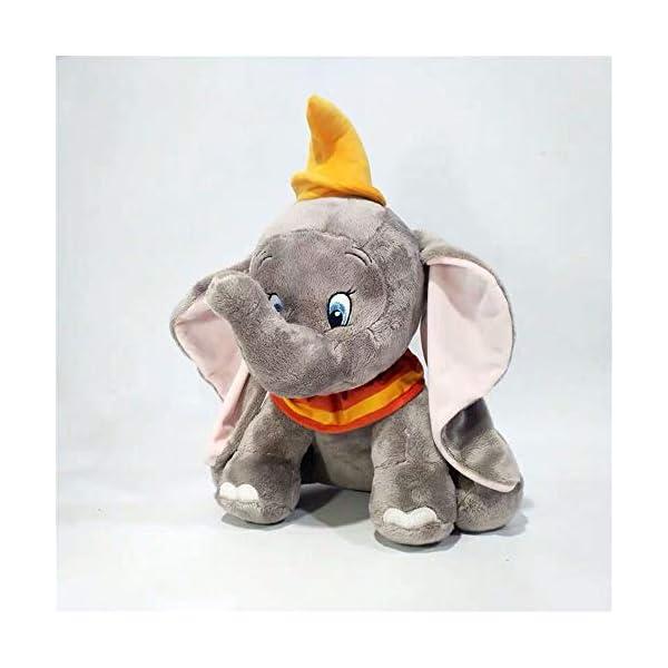 CGDZ 1pieces / Lot 23 cm Dumbo muñeco de Elefante de Felpa Juguetes para niños