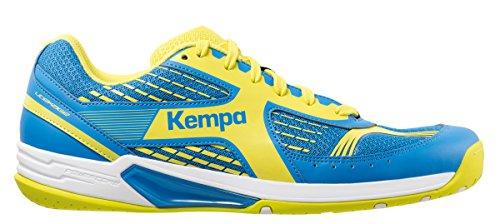 Kempa Herren Wing Sneaker, Blau (02), 46 EU