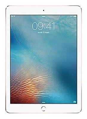 """Apple iPad Pro 9.7"""" 256GB Wi-Fi : Rose Gold"""