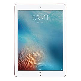 Apple iPad Pro 9.7″ 256GB Wi-Fi : Rose Gold