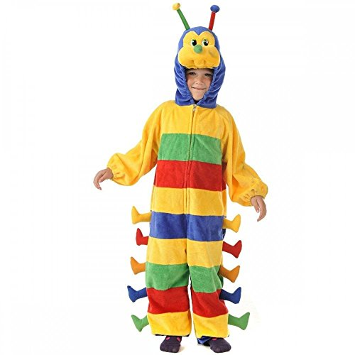 Hungry Caterpillar - Kids Costume 5 - 7 - Hungry Caterpillar Kostüm
