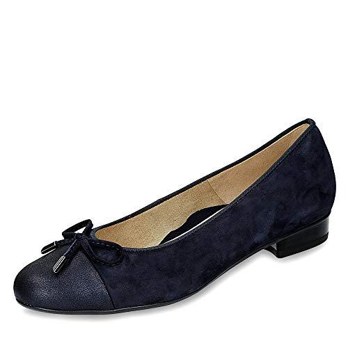 Ara Bari 1243721, Bailarinas Mujer, Azul Blau 72
