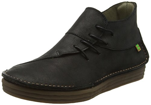 El Naturalista Nf81 Pleasant Rice Field, Stivali Chukka Donna, Nero (Black N01), 38 EU