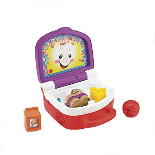 Fisher-Price Fiambrera Encaja y Aprende (Mattel España BGB43)