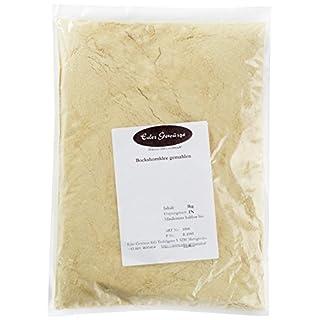 Eder Gewürze - Bockshornklee gemahlen - 1 kg, 2er Pack (2 x 1 kg)