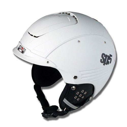 CASCO Skihelm / Snowboardhelm SP-5.1 weiss (Größe / Farbe: M = 54 bis 58cm - weiss)