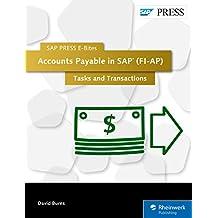 Accounts Payable in SAP (FI-AP): Tasks and Transactions (SAP PRESS E-Bites Book 40) (English Edition)