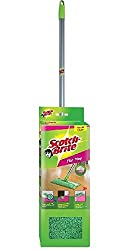 Scotch-Brite Flat Mop and refill combo for Magic Easy floor cleaning.