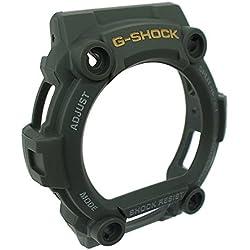 Casio G-Shock Bezel olivgrün Gehäuseteil Lünette für G-7900 10330648