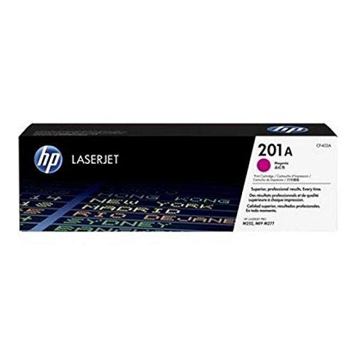 HP 201A (Yield 1,400 Pages) Original Magenta LaserJet Toner Cartridge for  Color LaserJet Pro M252dw/M252n/M274n/M277dw/M277n Printers