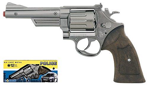 Gonher 6067/0 - 12-Sch Revolver Police 27 cm