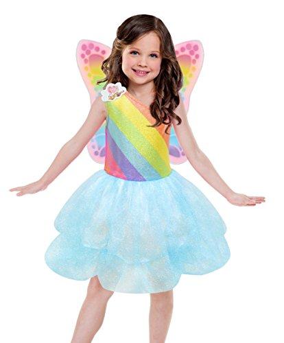 Imagen de amscan x de 9902379infantil disfraz barbie wolke tutu vestido, 134–146cm alternativa
