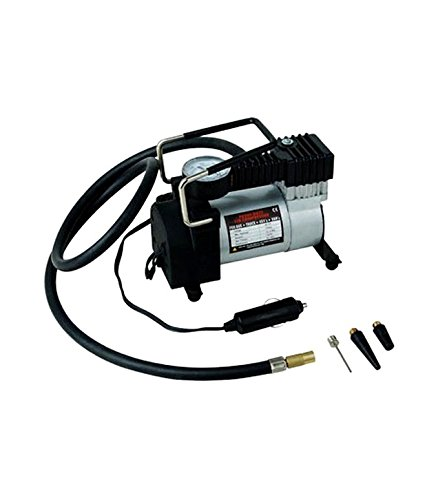 12V - 150 PSI Heavy Duty Air Pump - Electric Car Bike Metal Air Compressor Pump Tire Inflator  available at amazon for Rs.1150