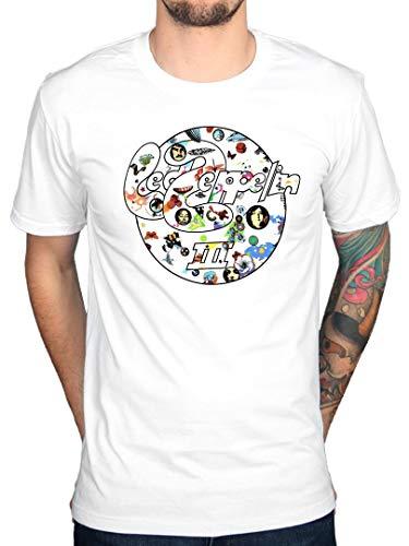 AWDIP Offiziell Led Zeppelin III Circle T-Shirt