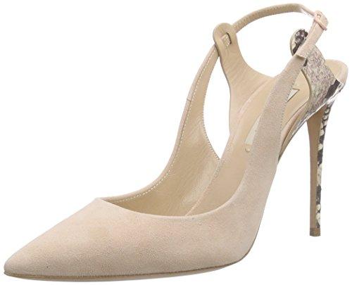 Casadei 1g050d, Chaussures à talons - Avant du pieds couvert femme Rose (APRICOT SORBET)