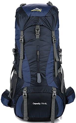 7b619df37d Borsa da da da arrampicata all'aperto di grande capacità  impermeabile zaino da campeggio zaino da trekking impermeabile  equipaggiamento B07DKCKVVZ ...
