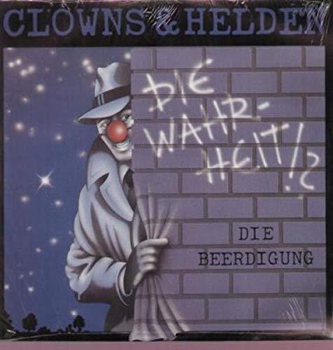 Die Wahrheit!? / Die Beerdigung [Vinyl Single 12''] (Die Vinyl Beerdigung)