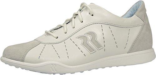 Romika 13211 Sneaker Leder Hellgrau