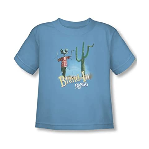 Rango - - Mélange enfant en t-shirt En Caroline du