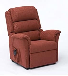 Restwell Chicago Fabric Rise Recline Armchair: Amazon.co.uk