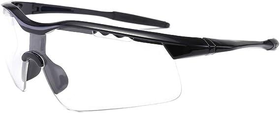 DAUCO Sportbrille Polarisierte UV400 Schutz Sport Sonnenbrille Sportbrille fürs Radfahren Laufbrille Fahrradbrille