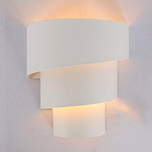 Lightess-Lampada-da-Parete-per-Decorazione-Illuminazione-Interna-da-Muro-Applique-con-Lampadina-Attacco-E27-Lampadina-Inclusa
