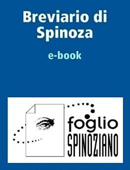 Breviario di Spinoza di [Spinoza, Baruch]