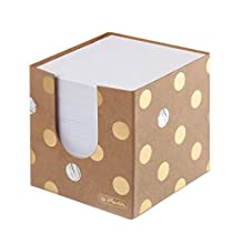 Pure Glam Memo Box with Dots