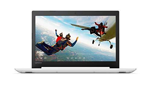 Lenovo Ideapad 320-15IKB - Computer portatile 15,6in HD - Tastiera QWERTY spagnola (Ricondizionato) ) bianco bianco 4GB RAM | 128GB SSD