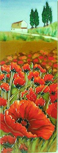 yh-arts-hillside-poppies-ceramic-tiles-multi-colour-6-x-16-inch