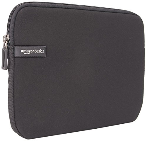 AmazonBasics 10-Inch Tablet Sleeve (Black)