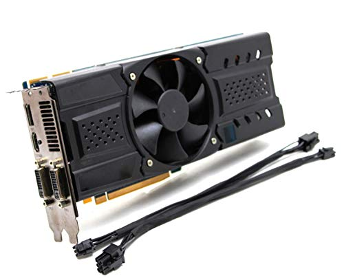 ATI Radeon HD 5870 1 GB PCI-E für Apple Mac Pro 1.1-5.1 (5870-grafikkarte Hd Radeon Ati)